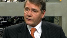 Minister Donner in Buitenhof