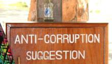 Anti-Corruption Suggestion Box